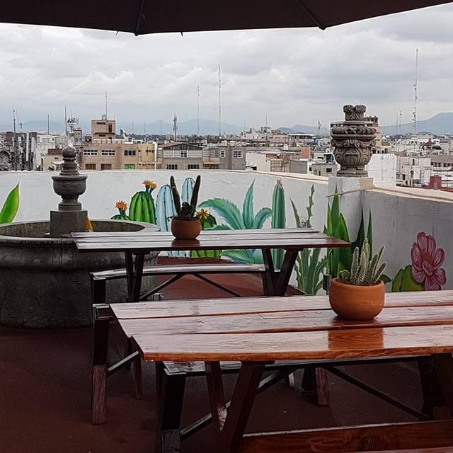 Hilaria Jardin Cervecero Restaurant Ciudad De México Cdmx
