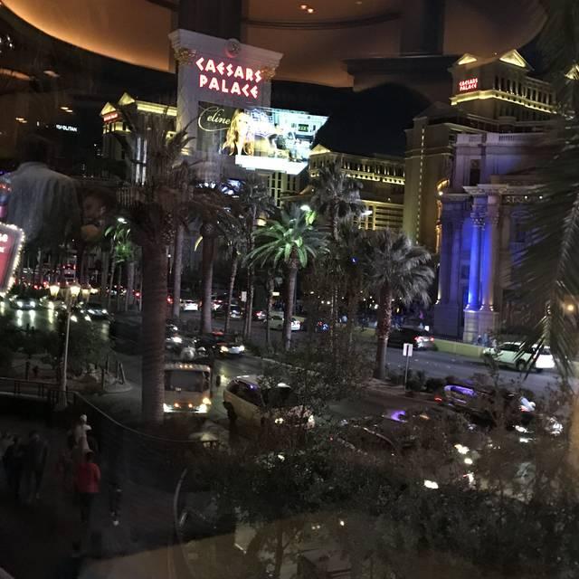 Ruth's Chris Steak House - Harrah's Las Vegas, Las Vegas, NV