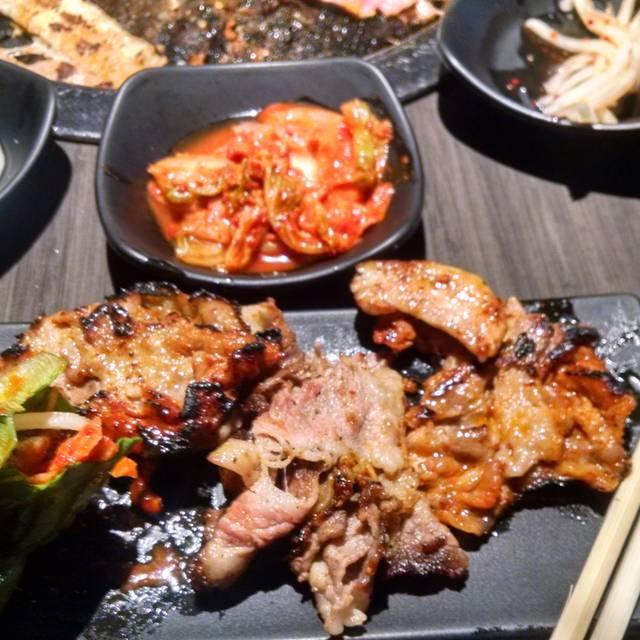 167°F Korean BBQ, Auburn, AL
