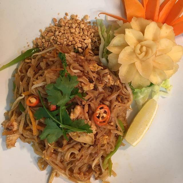 Pra Thai, London