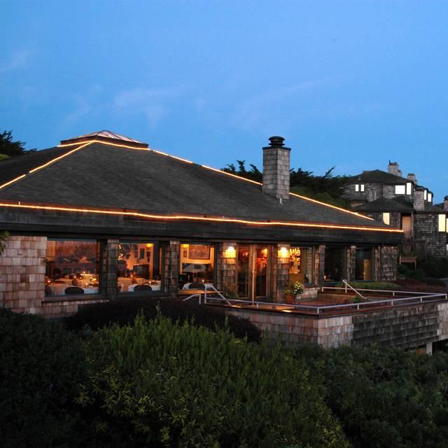 Bay View Restaurant - Inn at the Tides, Bodega Bay, CA
