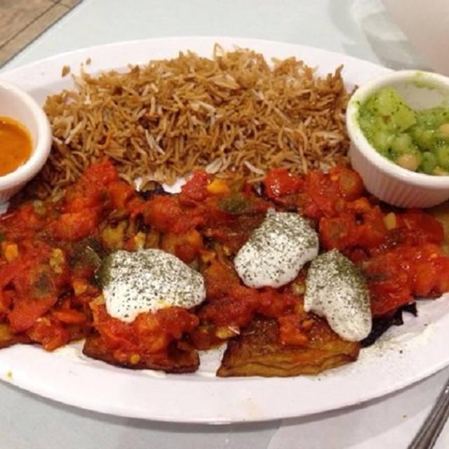 Ghazni afghan kabobs restaurant hayward ca opentable for Afghan kabob cuisine