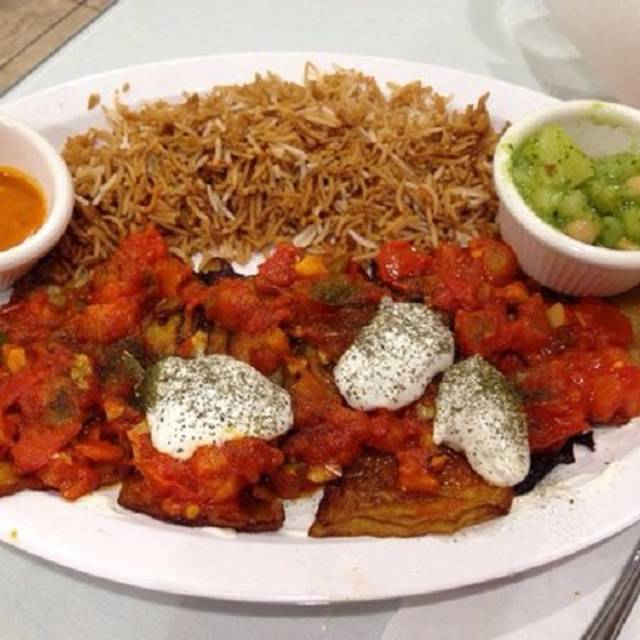 Ghazni Afghan Kabobs Restaurant Hayward Ca