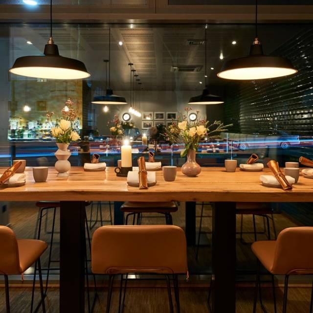 vida by dyllong de luca restaurant dortmund nw opentable. Black Bedroom Furniture Sets. Home Design Ideas