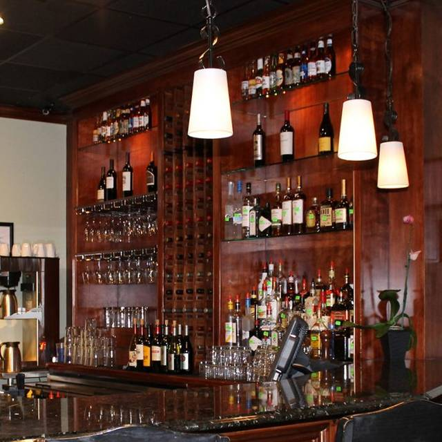 Bar Area - Brent's Bistro, Wilmington, NC