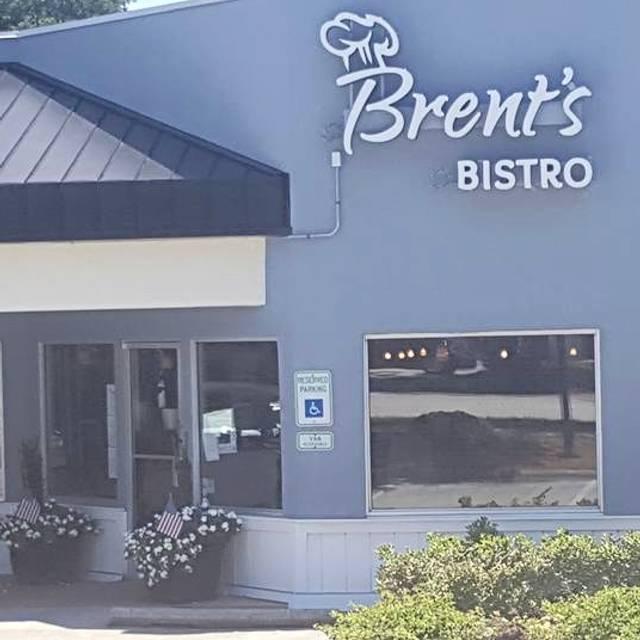 Front Entrance - Brent's Bistro, Wilmington, NC