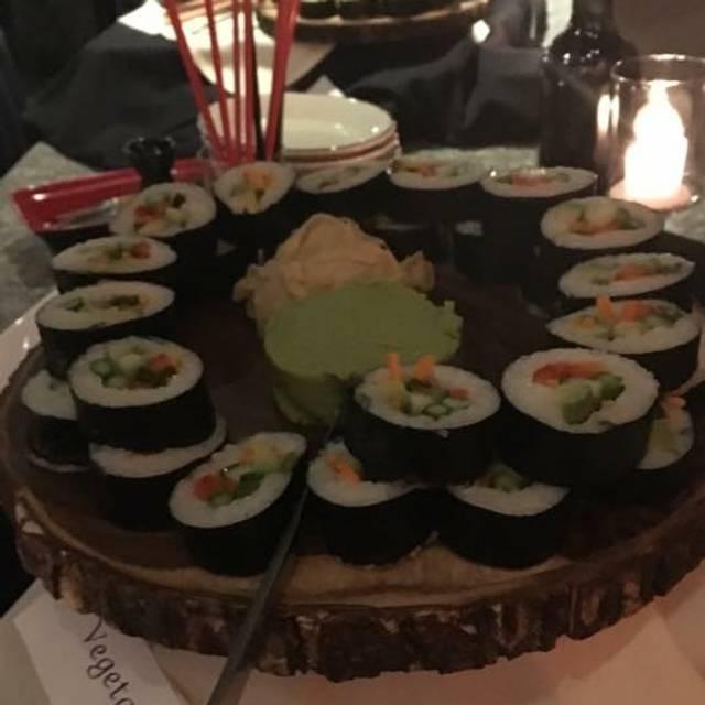 Sushi Platter  - Agostino's / Sushi Rock, Lakewood, OH