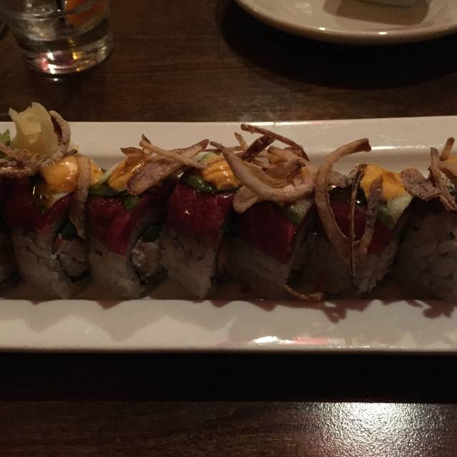 Lespri Prime Steak Sushi Bar, Park City, UT