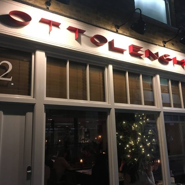 Ottolenghi Spitalfields, London