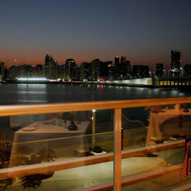Cafe Milano Menu Abu Dhabi