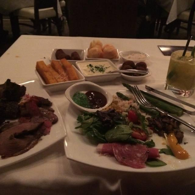 Chima Steakhouse - Charlotte, Charlotte, NC