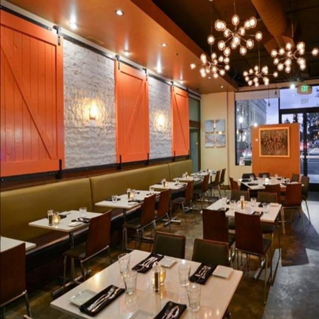 Tarla Mediterranean Grill & Bar, Napa, CA