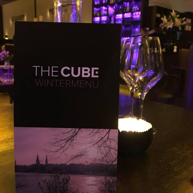 Café - Restaurant THE CUBE, Hamburg