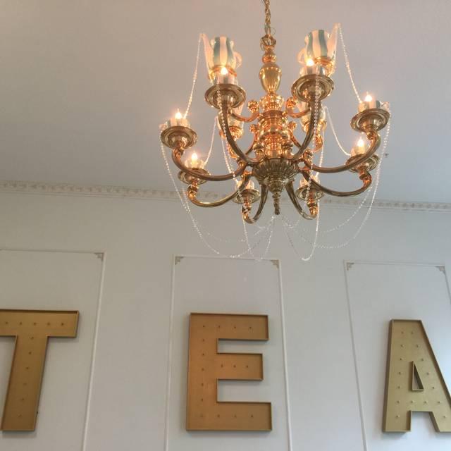 The Tea Room Experience Orlando Fl