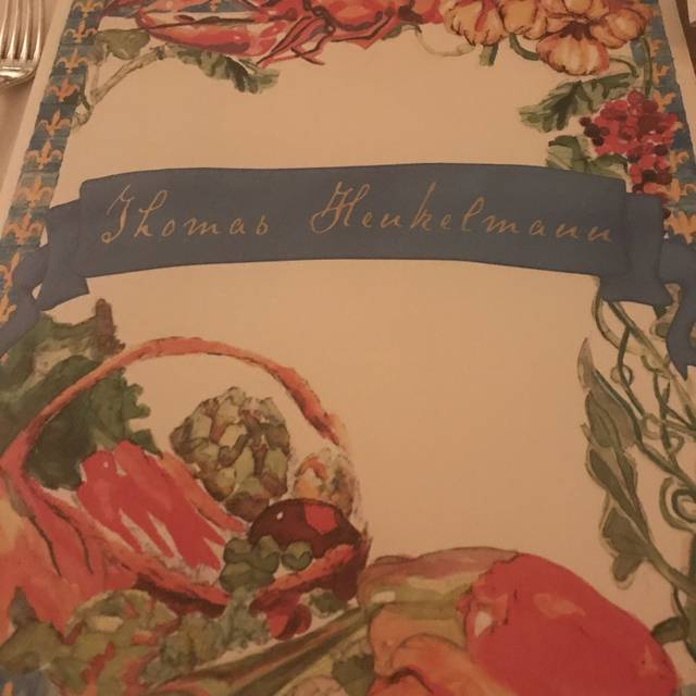 Thomas Henkelmann - Homestead Inn, Greenwich, CT