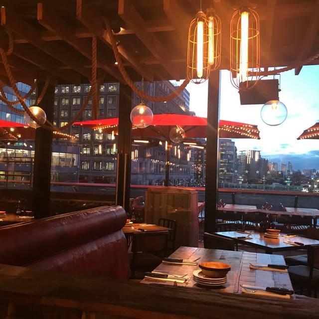 Big Easy Canary Wharf - London, | OpenTable