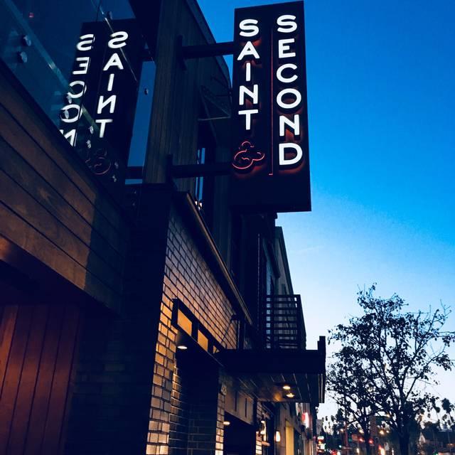 Saint & Second, Long Beach, CA