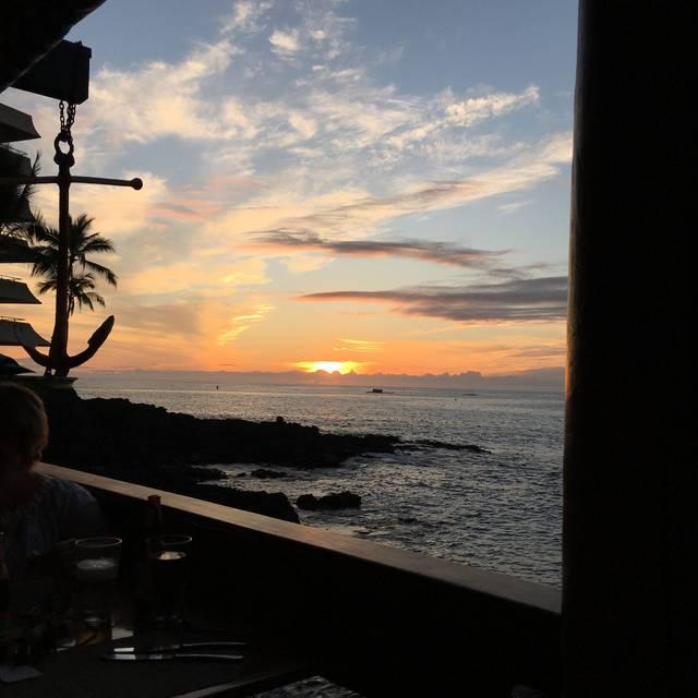 Huggo's, Kailua-Kona, HI