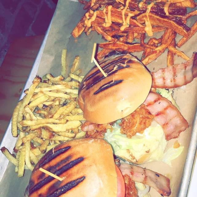 Slim's Pork Chop Express, Liverpool, Merseyside