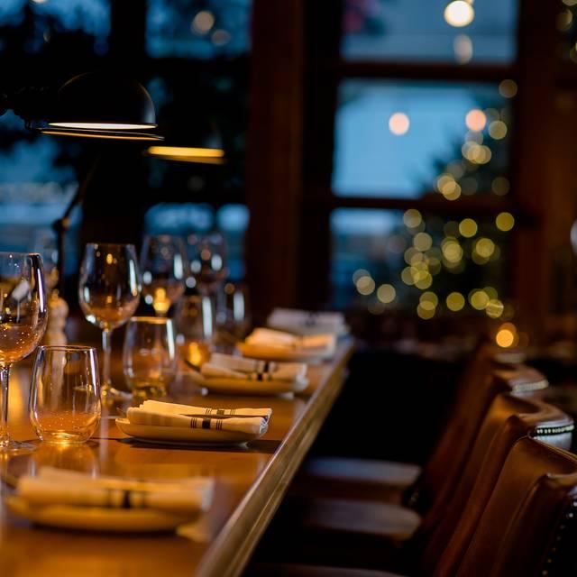 The Bison Restaurant, Banff, AB