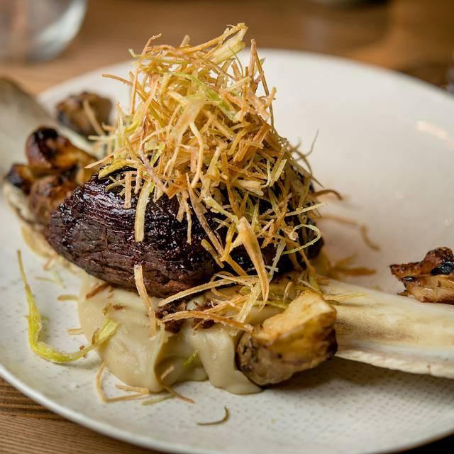 The Bison Restaurant Banff Ab