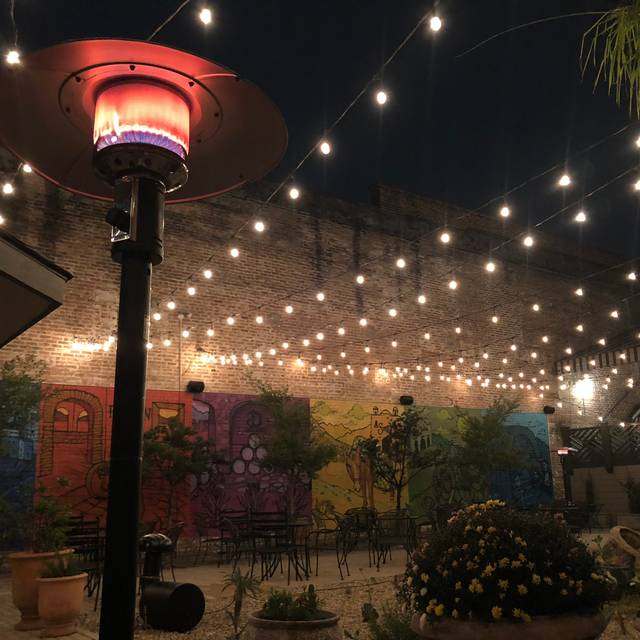 El Patio - Mexican Kitchen & Tequila Garden, New Orleans, LA
