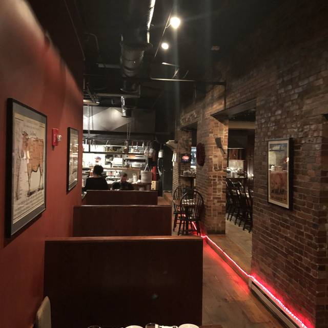 The Grill Room & Bar restaurant - Portland, ME | OpenTable