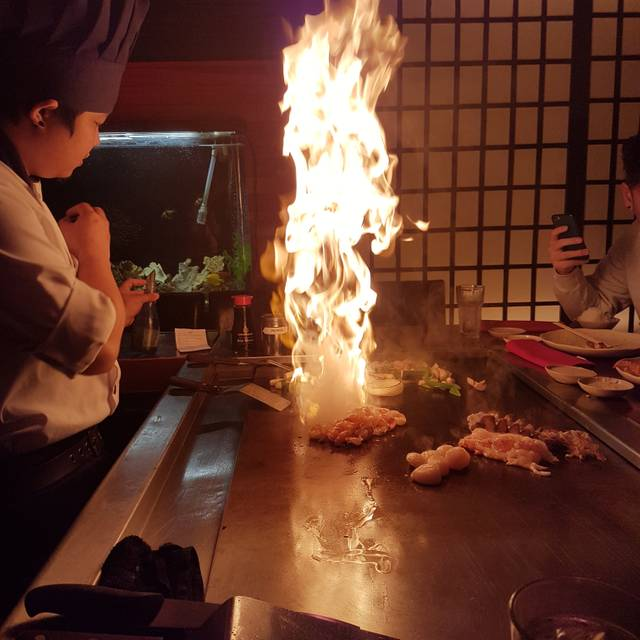 Kobe Japanese Steak House, Vancouver, BC