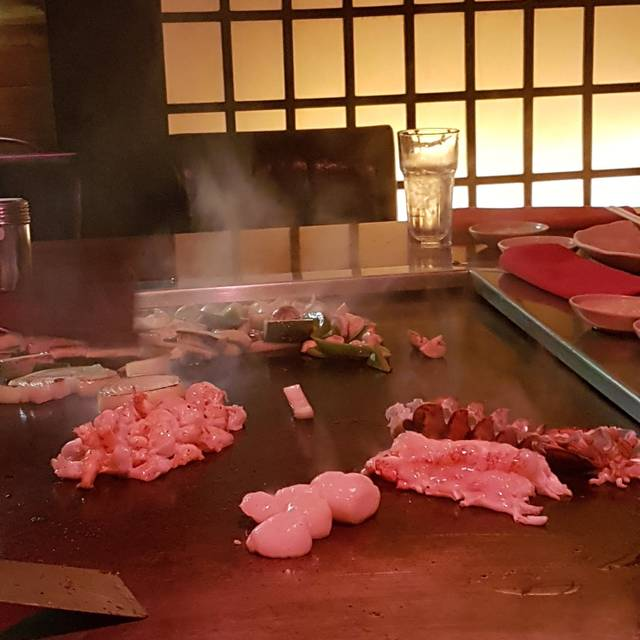 Kobe Japanese Steak House, Vancouver, BC