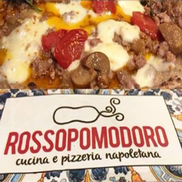 Rossopomodoro - Covent Garden, London