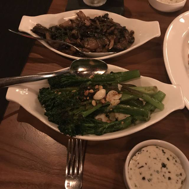 Arthur J Restaurant Manhattan Beach Menu