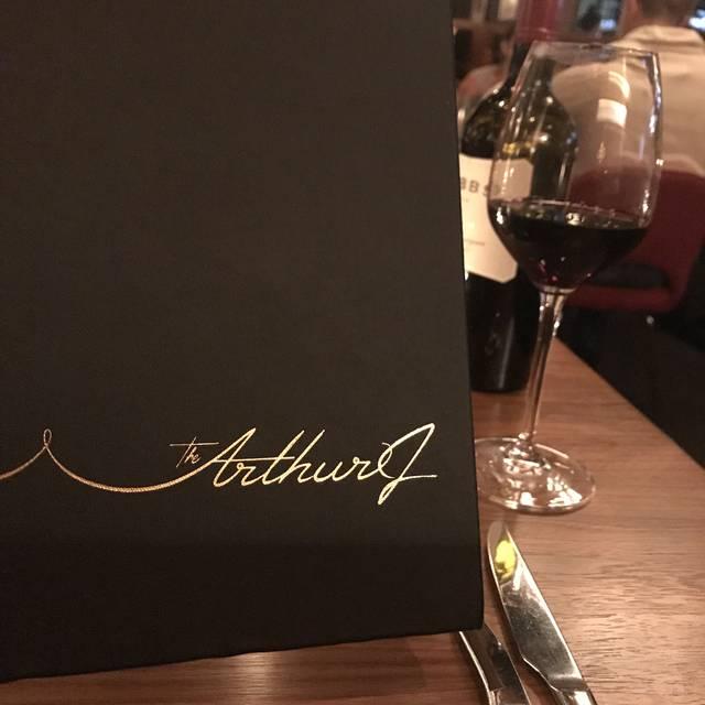 Arthur J S Restaurant Manhattan Beach