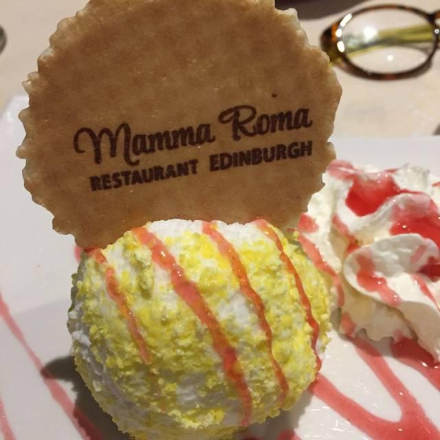 Mamma Roma Ristorante, Edinburgh