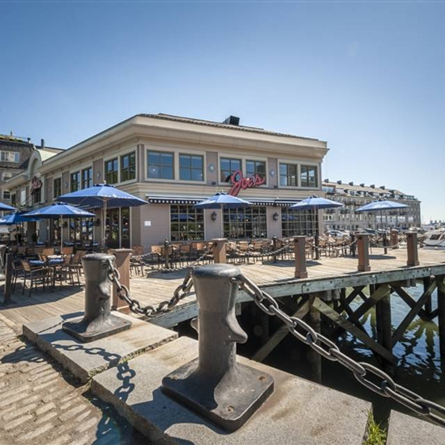 Joe's American Bar and Grill - Waterfront, Boston, MA