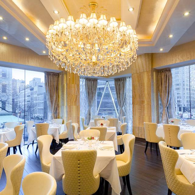 Crystal Room - ZAVÕ Mediterranean Restaurant, New York, NY