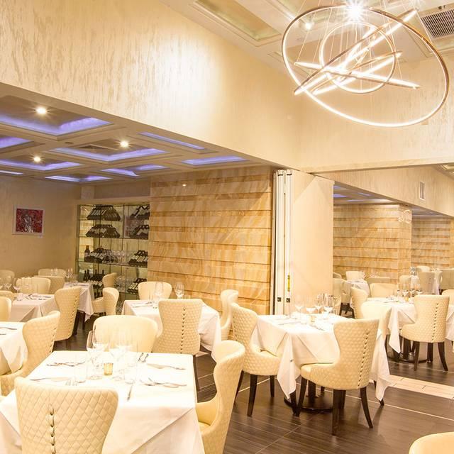 Deja Vu Room - ZAVÕ Mediterranean Restaurant, New York, NY