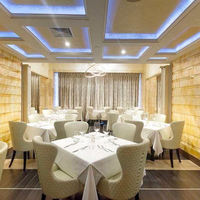 Rendezvous Room - ZAVÕ Mediterranean Restaurant, New York, NY
