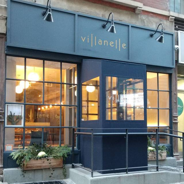 Villanelle, New York, NY