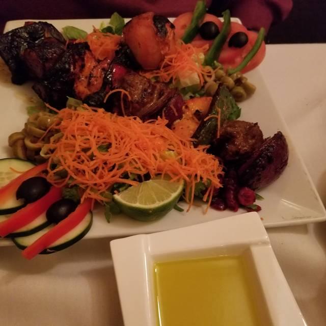 Marjan Fine Persian Grill, Morristown, NJ