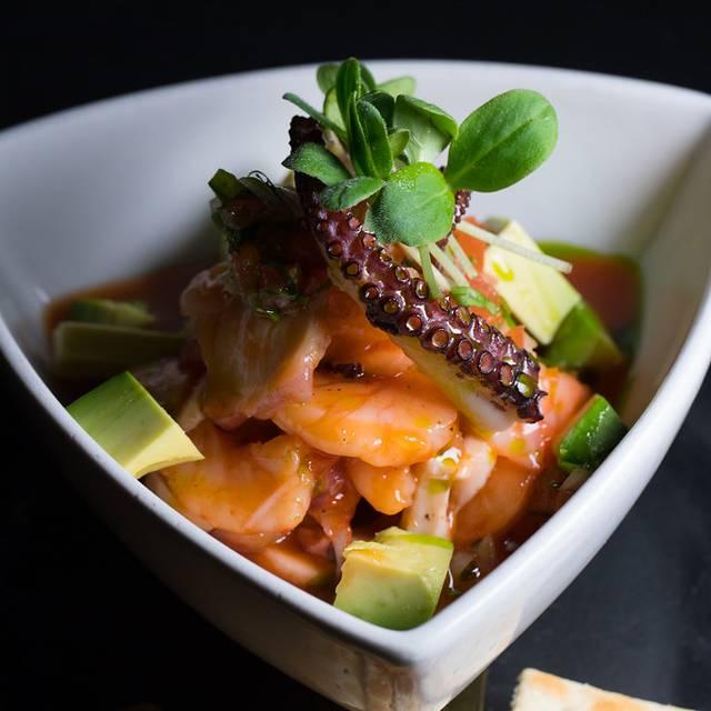 Seafood Ceviche - SPYCE  Astoria, Astoria, NY
