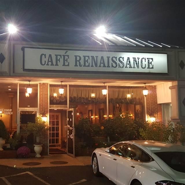 Cafe Renaissance, Vienna, VA