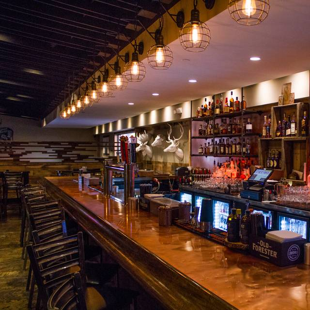 Private Dining Rooms Atlanta: Stockyard Burgers And Bones