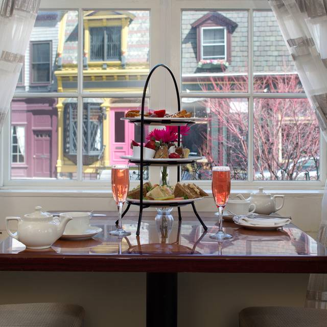 Afternoon Tea at One Bellevue - One Bellevue, Newport, RI