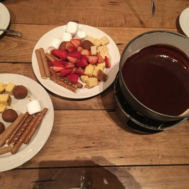 Der Fondue Chessel, Keystone, CO