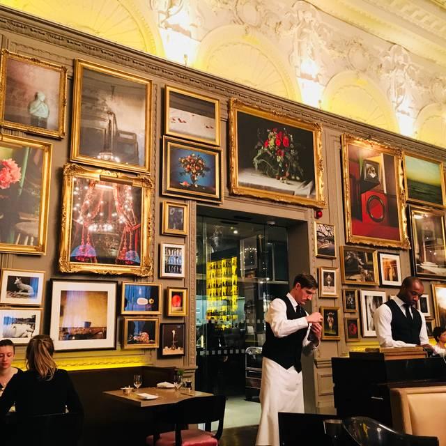 Berners Tavern, London