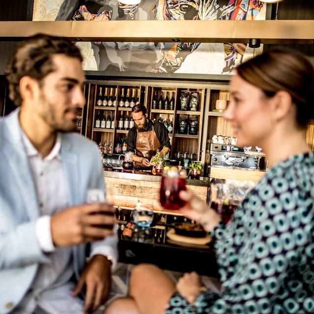 Heno&Rey bar - Heno & Rey, Perth, AU-WA