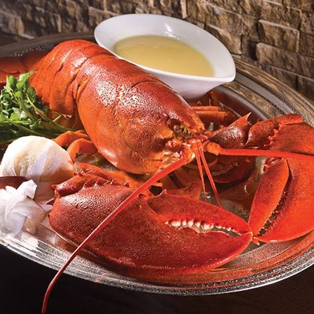 Council Oak Whole Lobster - Council Oak Steaks & Seafood – Seminole Hard Rock Hotel & Casino Tampa, Tampa, FL
