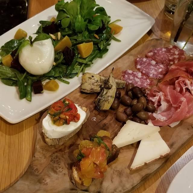 Obica Mozzarella Bar, Pizza e Cucina - Sunset, West Hollywood, CA