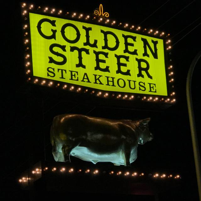 Golden Steer Steakhouse, Las Vegas, NV