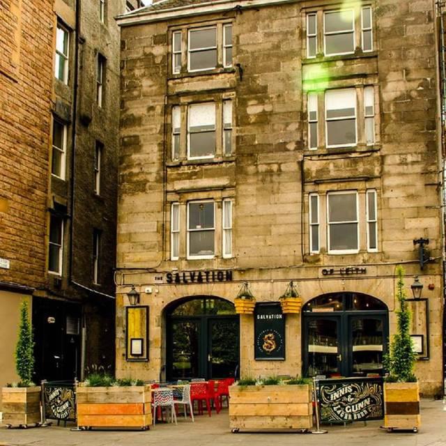 The Salvation Leith, Edinburgh